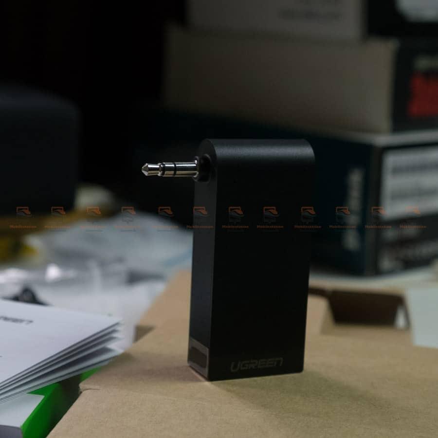 บลูทูธรถยนต์ Ugreen Bluetooth 4.2 Audio Receiver aptX รูปสินค้าจริง-5