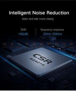 บลูทูธรถยนต์ Ugreen Bluetooth 4.2 Audio Receiver aptX-12