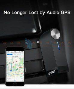 บลูทูธรถยนต์ Ugreen Bluetooth 4.2 Audio Receiver aptX-4