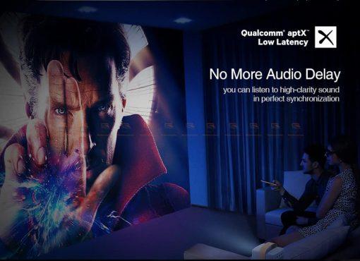 บลูทูธรถยนต์ Ugreen Bluetooth 4.2 Audio Receiver aptX-7