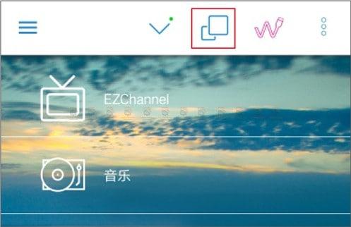รูปการตั้งค่า สำหรับมือถือแอนดรอยด์ต่อเข้าทีวี ที่ต้องลง App 5