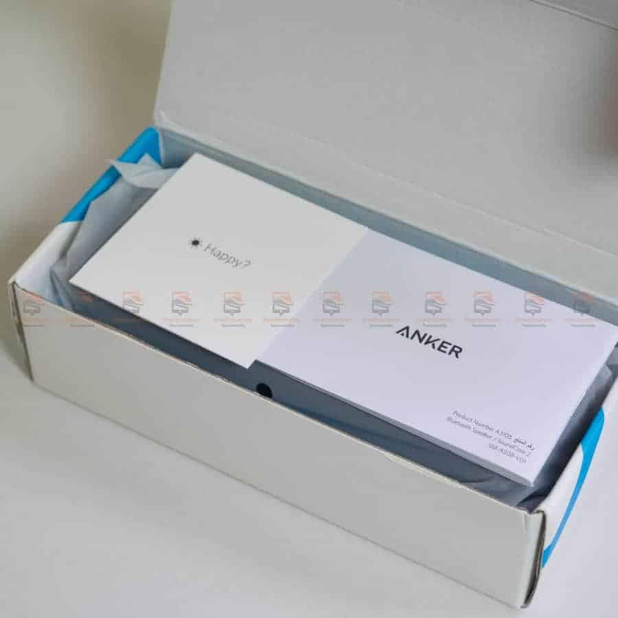 ลำโพงบลูทูธเสียงดี SoundCore 2 Bluetooth Speaker 12W Portable เบสหนัก กันน้ำ รีวิวสินค้าจริง-3