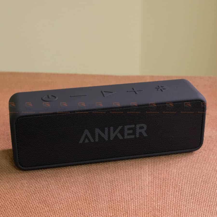 ลำโพงบลูทูธเสียงดี SoundCore 2 Bluetooth Speaker 12W Portable เบสหนัก กันน้ำ รีวิวสินค้าจริง-5