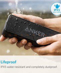ลำโพงบลูทูธเสียงดี SoundCore 2 Bluetooth Speaker-4