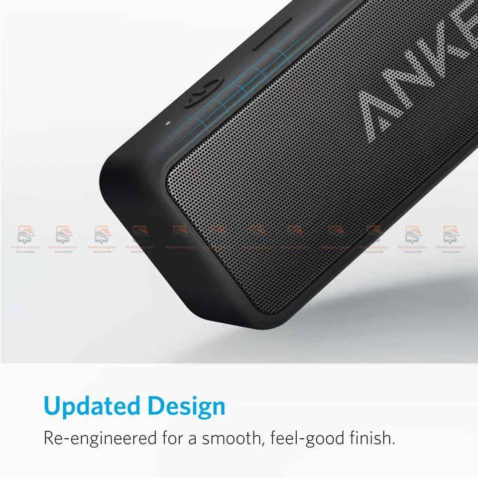 ลำโพงบลูทูธเสียงดี SoundCore 2 Bluetooth Speaker-6