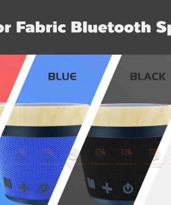ลําโพงบลูทูธ ราคาถูก NewRixing NR-1018 Outdoor Fabric Cloth Bluetooth Speaker Stereo Subwoofer 5W เสียงดี เบสหนัก-2
