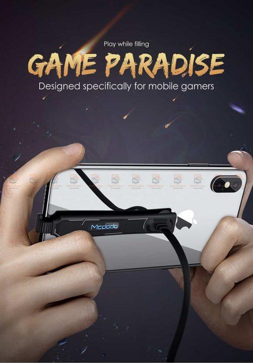 สายชาร์จเล่นเกมส์ Mcdodo USB Cable for iPhone 8 7 6 6s Plus Fast Charging 1