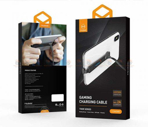 สายชาร์จเล่นเกมส์ Mcdodo USB Cable for iPhone 8 7 6 6s Plus Fast Charging 14