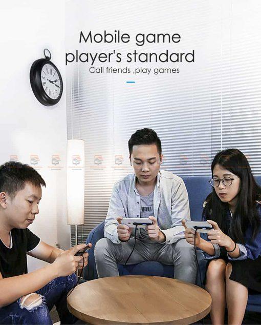 สายชาร์จเล่นเกมส์ Mcdodo USB Cable for iPhone 8 7 6 6s Plus Fast Charging 4