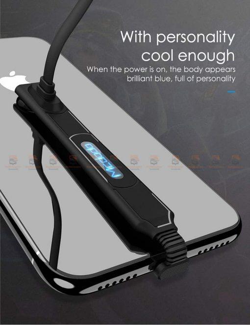 สายชาร์จเล่นเกมส์ Mcdodo USB Cable for iPhone 8 7 6 6s Plus Fast Charging 8