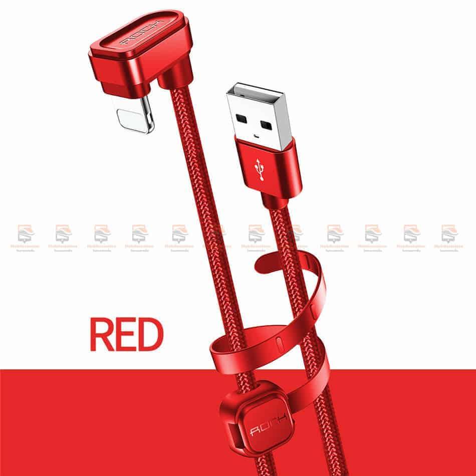 สายชาร์จเล่นเกมส์ ROCK for iPhone Game USB Cable Lightning 14