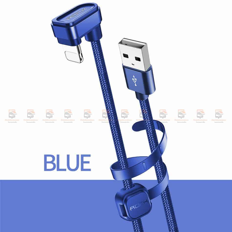 สายชาร์จเล่นเกมส์ ROCK for iPhone Game USB Cable Lightning 15