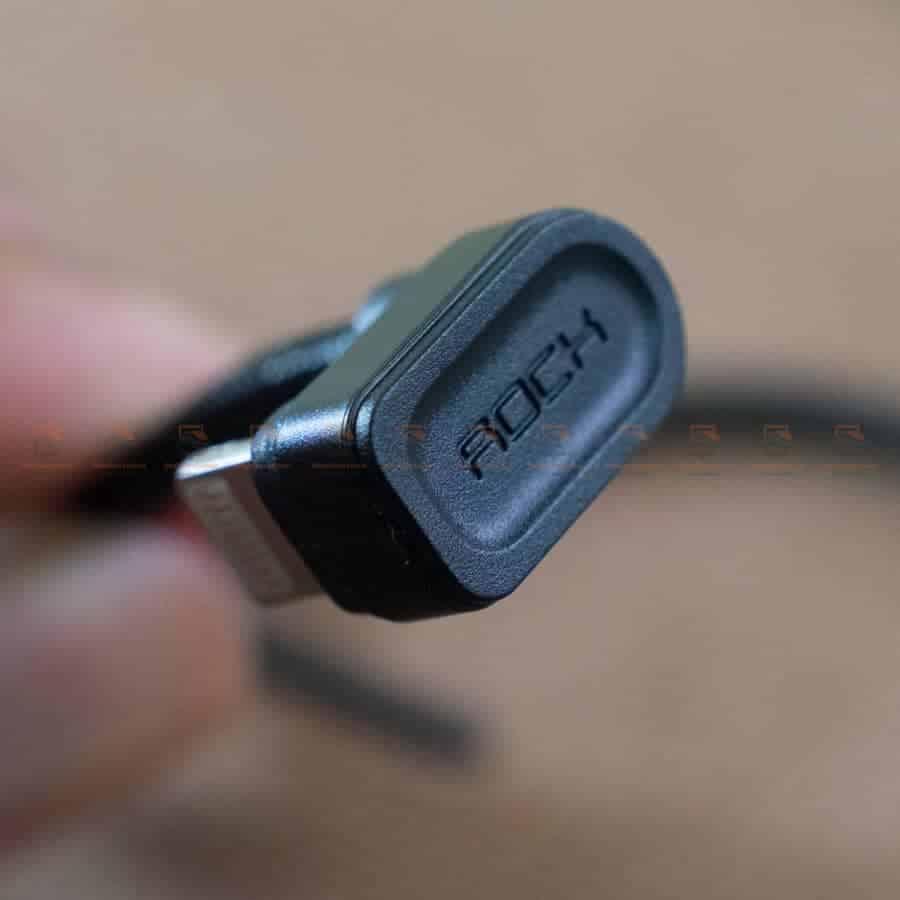 สายชาร์จเล่นเกมส์ ROCK for iPhone Game USB Cable Lightning รีวิวสินค้าจริง-10