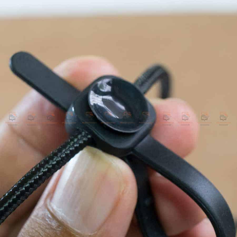 สายชาร์จเล่นเกมส์ ROCK for iPhone Game USB Cable Lightning รีวิวสินค้าจริง-12