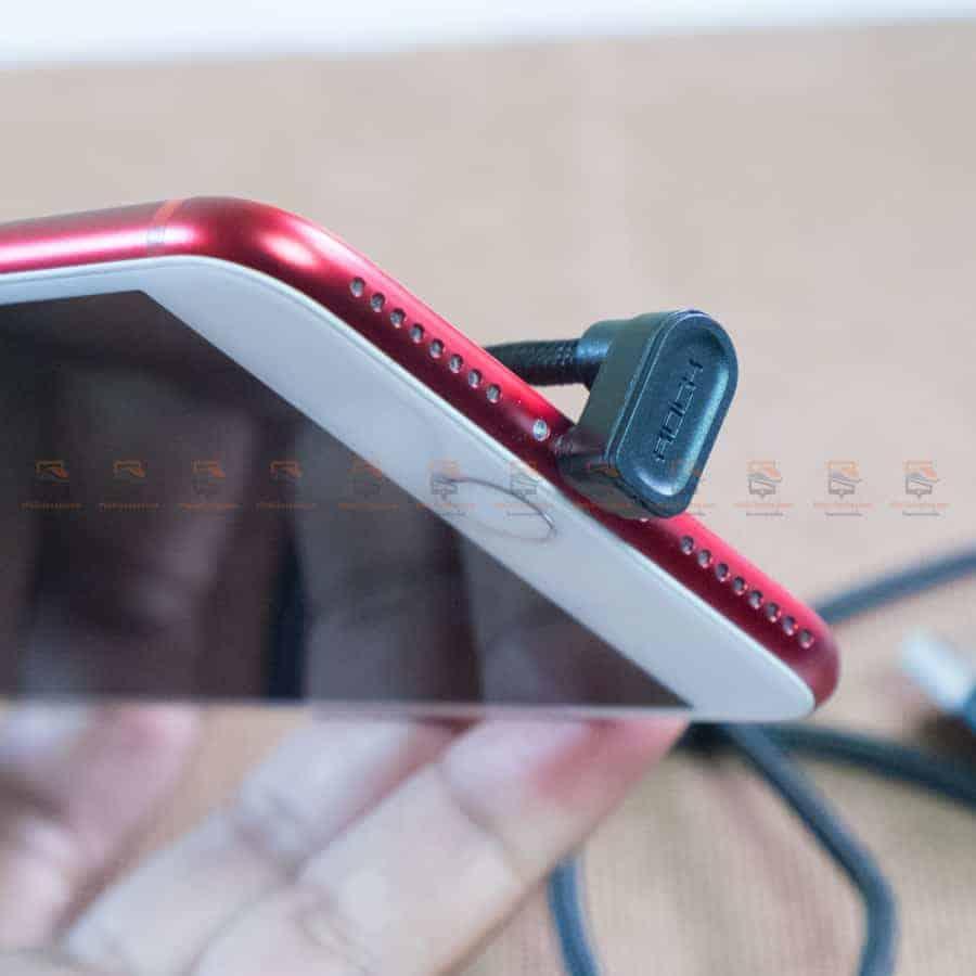 สายชาร์จเล่นเกมส์ ROCK for iPhone Game USB Cable Lightning รีวิวสินค้าจริง-5