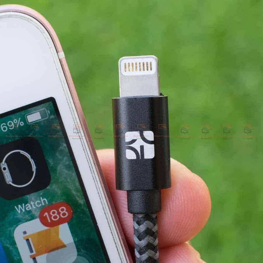 สายชาร์จไอโฟน Coolreall MFI USB Charger Cable for iPhone X-7-8-6-5 Cable Fast Charger รูปสินค้าจริง-9