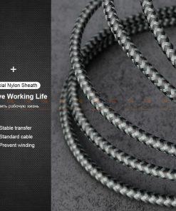 สายชาร์จไอโฟน Coolreall MFI USB Charger Cable for iPhone X7865 Cable Fast Charger-8