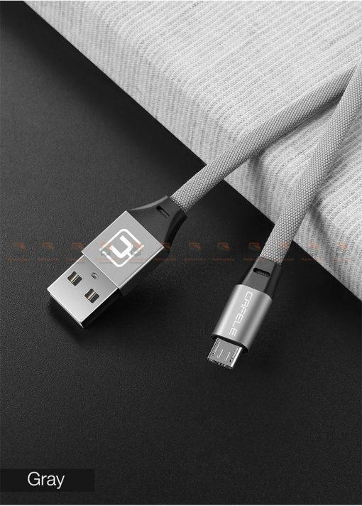 สายชาร์จ Samsung Android สายสั้น Cafele USB Cable Fast Charging Data Cable สั้น 30 Cm-12