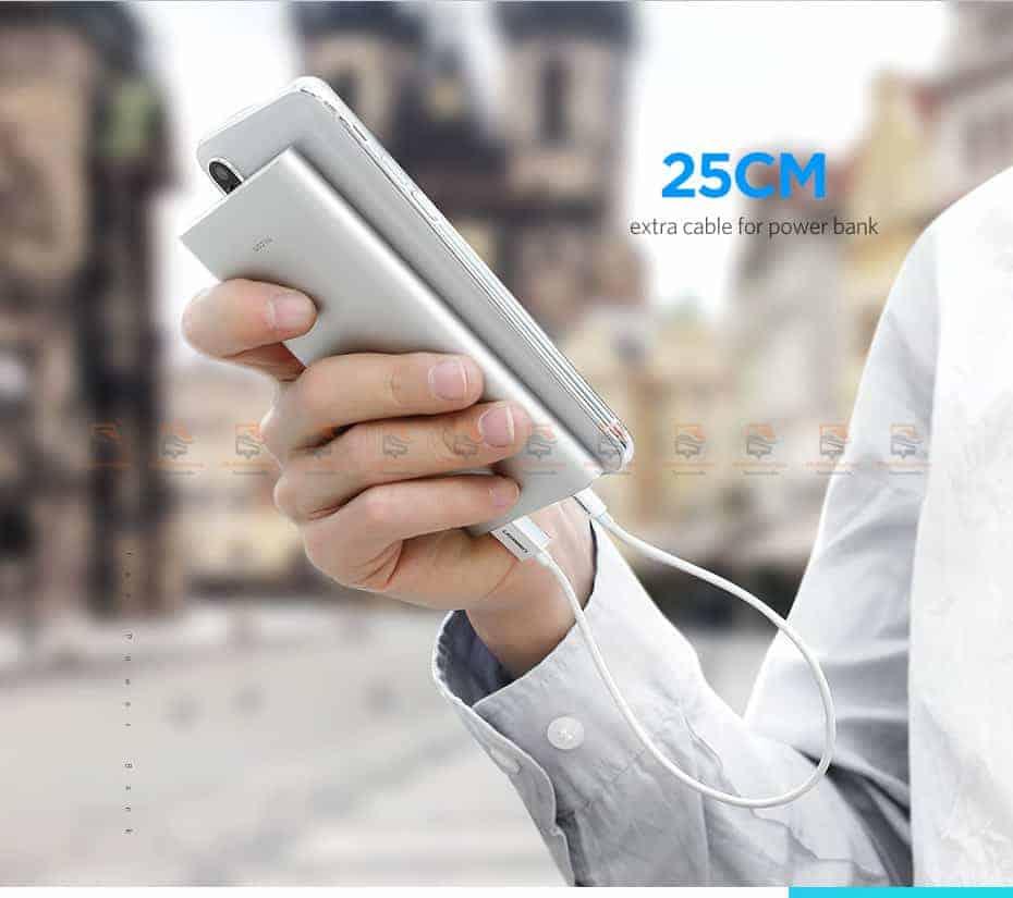 สายชาร์จ Ugreen MFi Lightning to USB Cable for iPhone X 7 6 5 6s Plus Fast Charging-11