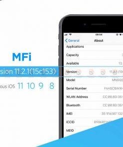 สายชาร์จไอโฟน Ugreen MFi Lightning to USB Cable for iPhone X 7 6 5 6s Plus Fast Charging-5