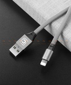สายชาร์จ iPhone สั้น X 8 7 6 5 SE Cafele USB Cable Fast Charging Data Cable ยาว 30 Cm-11