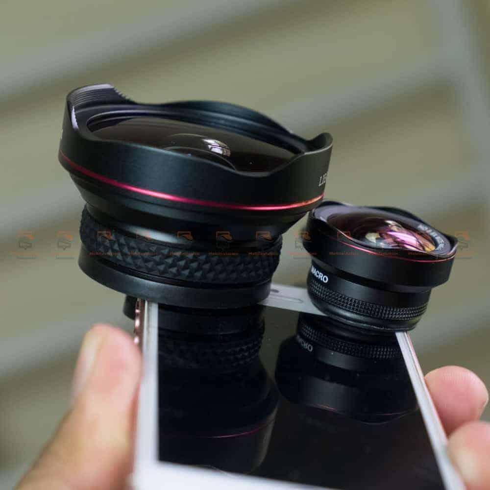 รีวิว เลนส์มือถือ Lieqi LQ-045 VS LQ-046 ถ่ายมุมวาย มาโคร ถ่ายวีดีโอ ตัวไหนดีกว่ากัน-5
