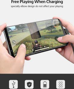 สายชาร์จ Samsung-android TIEGEM 90 Degreee-2
