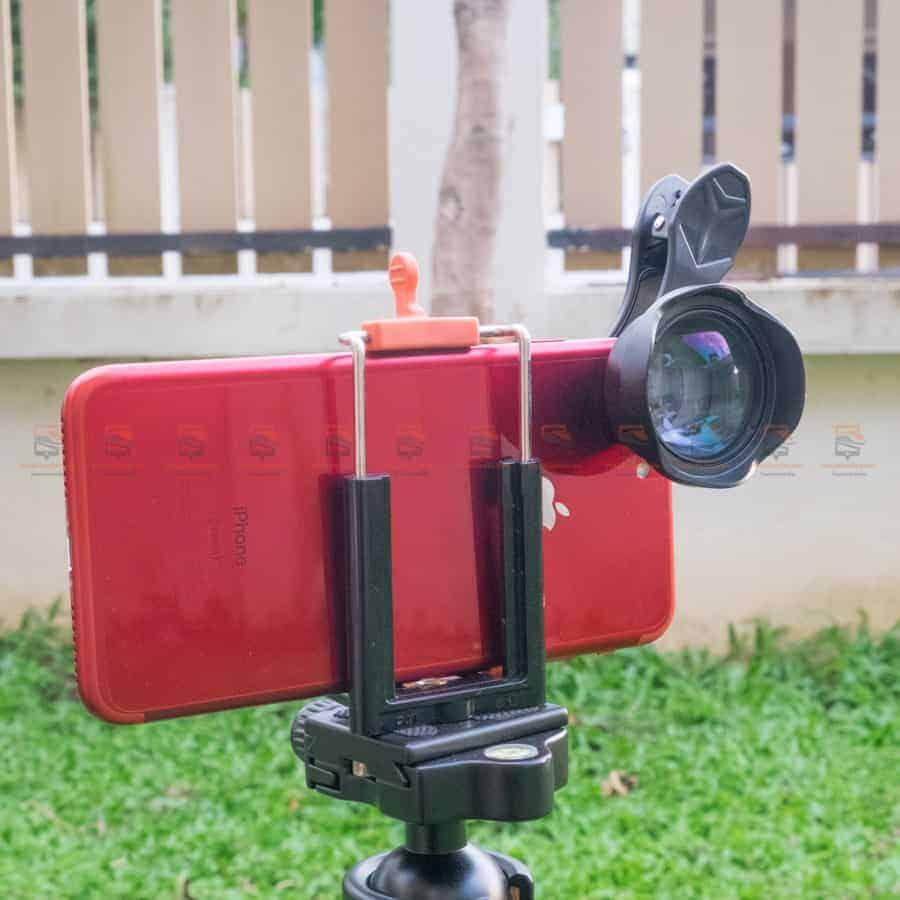 เลนส์มือถือ หน้าชัดหลังเบลอ APEXEL Professional phone Lens HD bokeh portrait 65mm-รีวิว ภาพตัวอย่าง-2