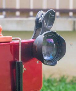 เลนส์มือถือ หน้าชัดหลังเบลอ APEXEL Professional phone Lens HD bokeh portrait 65mm-รีวิว ภาพตัวอย่าง