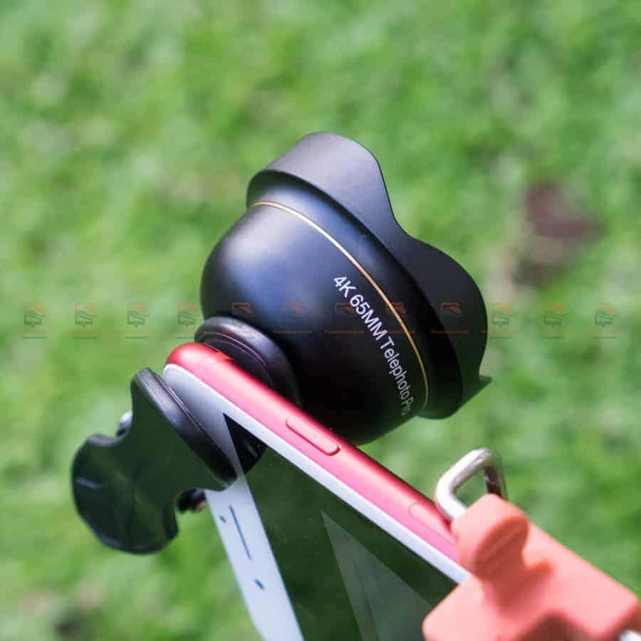 เลนส์มือถือ หน้าชัดหลังเบลอ APEXEL Professional phone Lens HD bokeh portrait 65mm-รีวิว ภาพตัวอย่าง-4