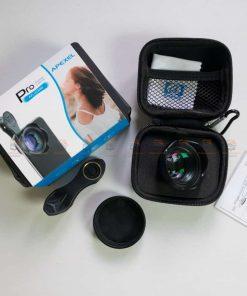 เลนส์มือถือ หน้าชัดหลังเบลอ APEXEL Professional phone Lens HD bokeh portrait 65mm-รีวิว ภาพตัวอย่าง-5