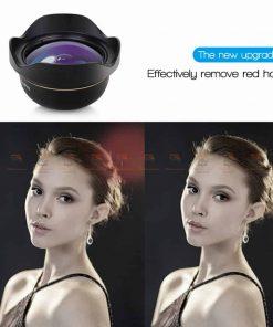 เลนส์มือถือ หน้าชัดหลังเบลอ APEXEL Professional phone Lens HD bokeh portrait 65mm-3