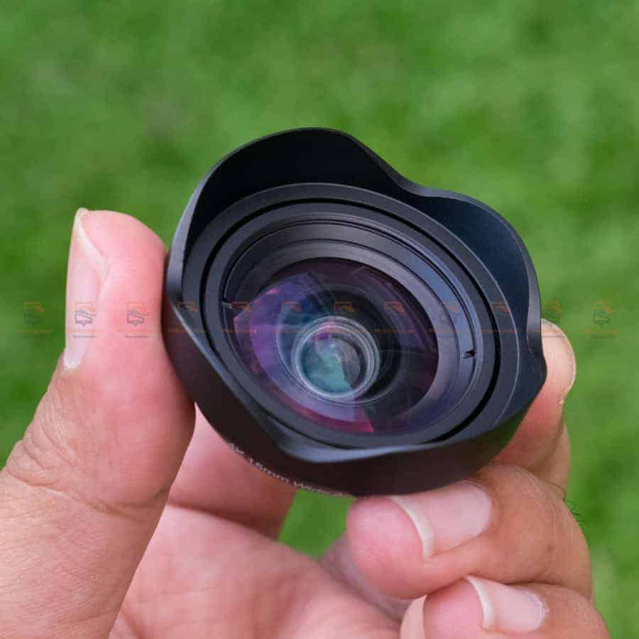 เลนส์มือถือ Wide Angle Lens APEXEL 2018 New 15mm รีวิวตัวอย่างสินค้าจริง-3