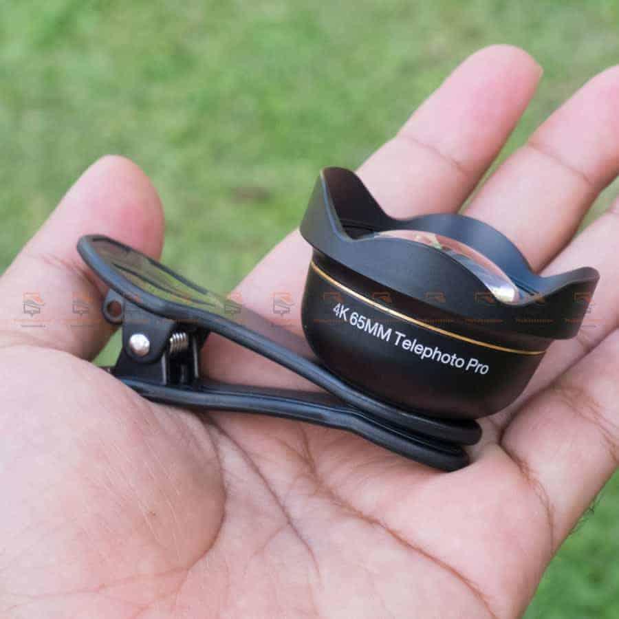 เลนส์มือถือ Wide Angle Lens APEXEL 2018 New 15mm รีวิวตัวอย่างสินค้าจริง-7
