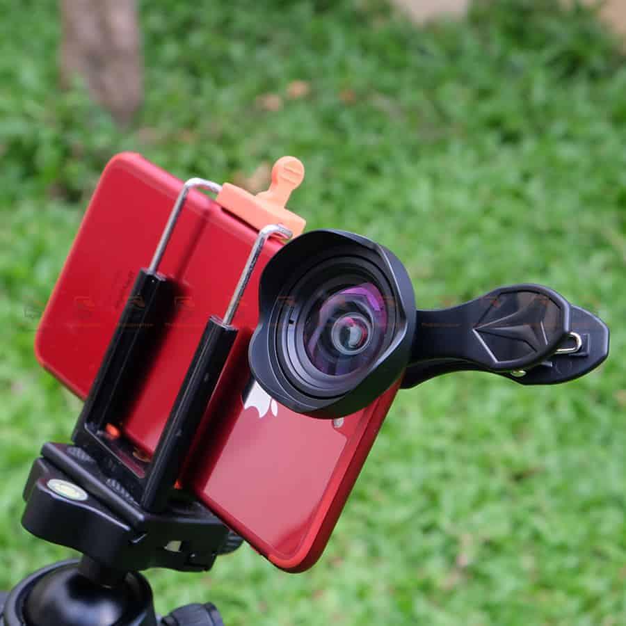เลนส์มือถือ Wide Angle Lens APEXEL 2018 New 15mm รีวิวตัวอย่างสินค้าจริง-8