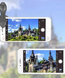 เลนส์มือถือ Wide Angle Lens APEXEL 2018 New 15mm-3