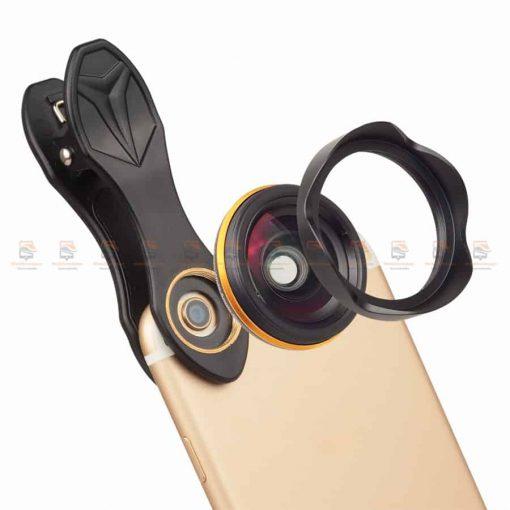 เลนส์มือถือ Wide Angle Lens APEXEL 2018 New 15mm-6