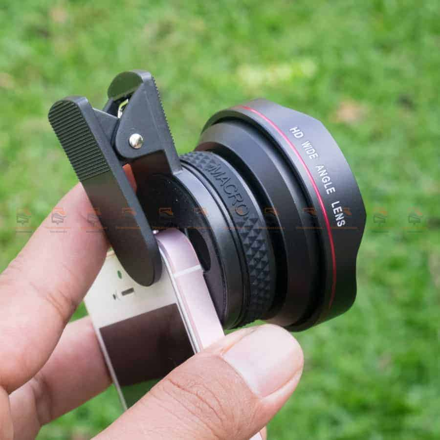 LQ-045 เลนส์มือถือ HD มุมกว้าง คมชัดทั้งภาพ ไร้ขอบดำ รีวิวตัวอย่างสินค้าจริง-4