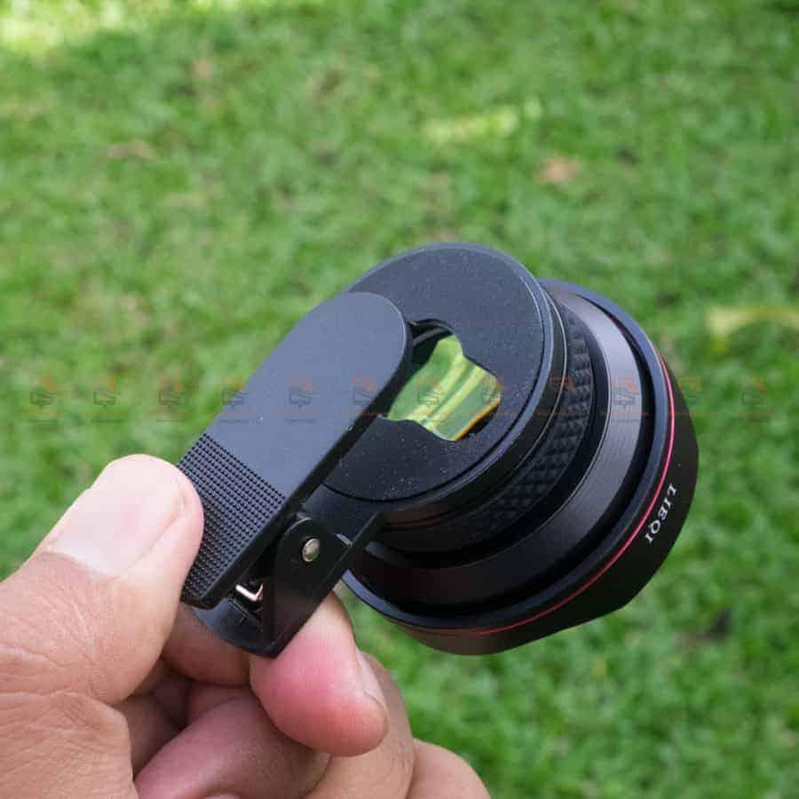 LQ-045 เลนส์มือถือ HD มุมกว้าง คมชัดทั้งภาพ ไร้ขอบดำ รีวิวตัวอย่างสินค้าจริง-8