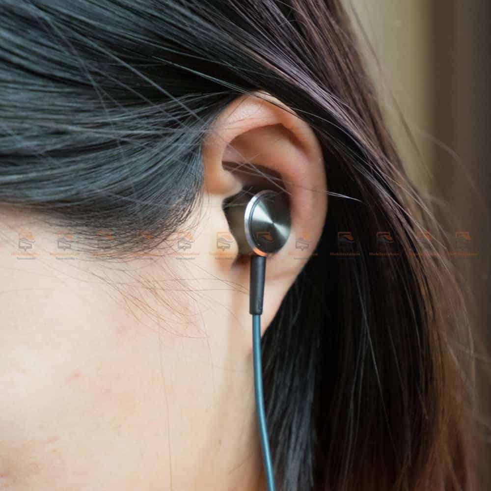หูฟังบลูทูธ in-ear เสียงดี เบสหนัก dprui DB-2 รีวิว ตัวอย่างสินค้าจริง-13