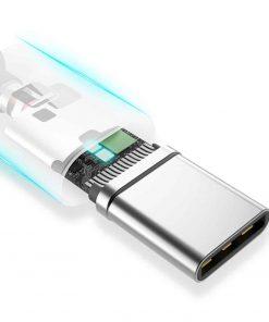 สายชาร์จ Type C USB 3.0 TIEGEM Nylon Fast Charging Cable For Samsung android_08