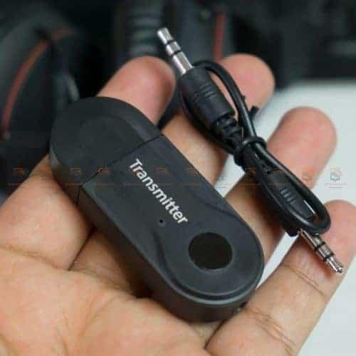 บลูทูธ Transmitter BT 400 Stereo Audio Music Adapter For TV and PC-รีวิว รูปสินค้าจริง-2