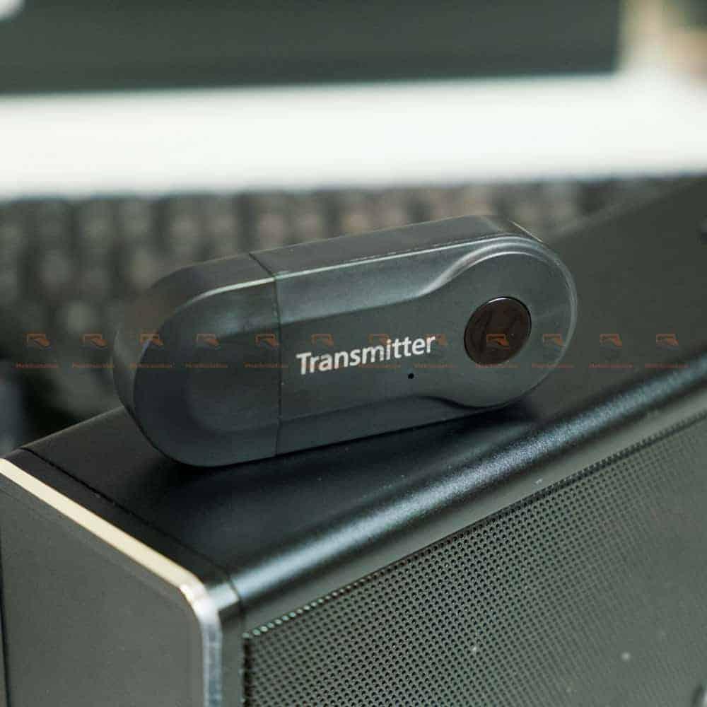 บลูทูธ Transmitter BT 400 Stereo Audio Music Adapter For TV and PC-รีวิว รูปสินค้าจริง-4