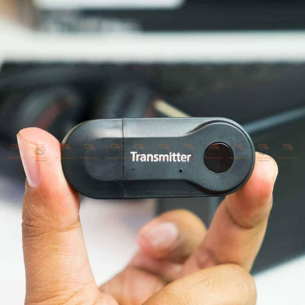 บลูทูธ Transmitter BT 400 Stereo Audio Music Adapter For TV and PC-รีวิว รูปสินค้าจริง-5