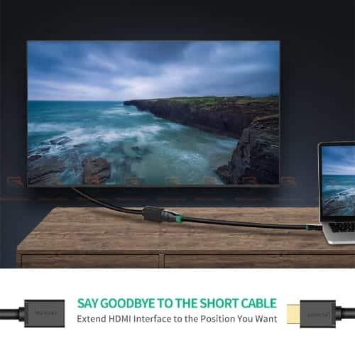 สายต่อ HDMI male to female extender for ComputerHDTV-Laptop-Projector_display_2