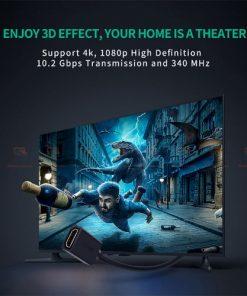 สายต่อ HDMI male to female extender for ComputerHDTV-Laptop-Projector_display_3