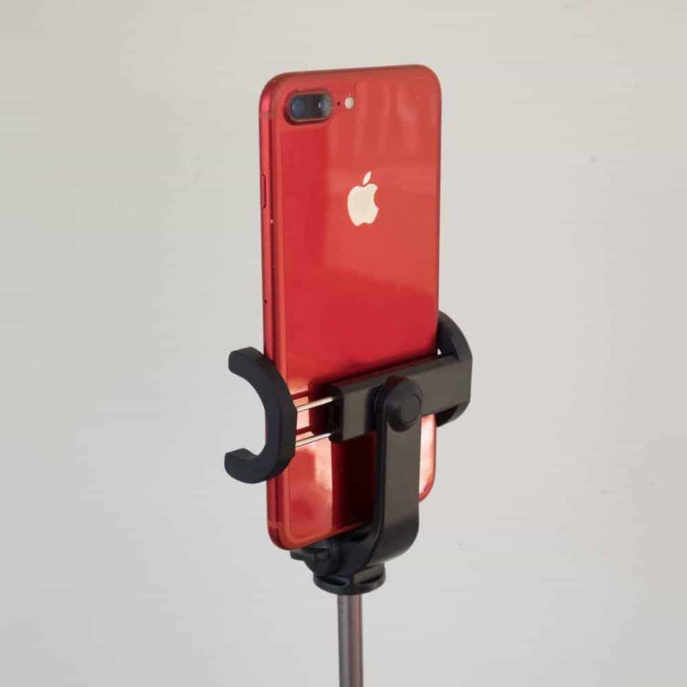 Selfie Stick Tripod Ulanzi-example for Smartphone 4