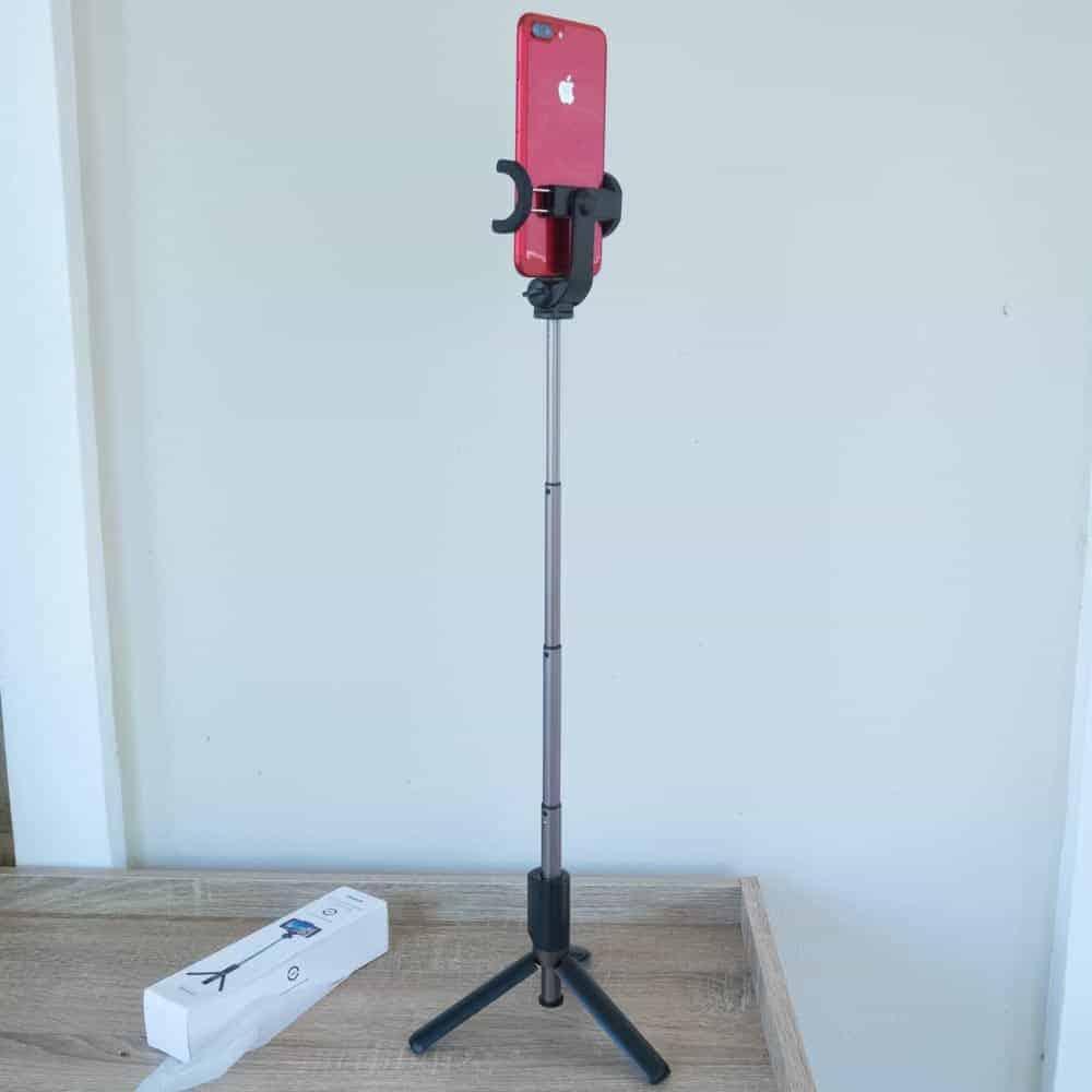 Selfie Stick Tripod Ulanzi-example for Smartphone 5