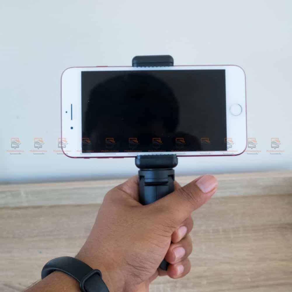 Ulanzi Mini Tripod for Smartphone-Phone Clip Clamp hand