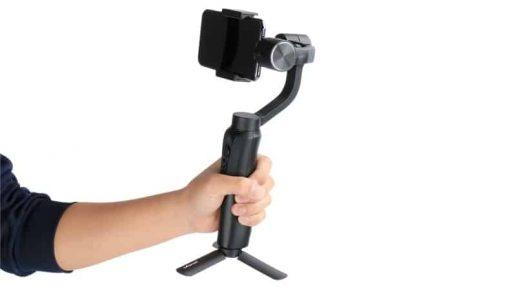 Ulanzi Mini Tripod for Smartphone-Record a video